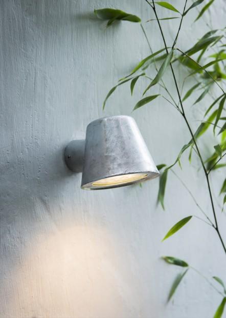 Buitenlamp gegalvaniseerd st-ives mast
